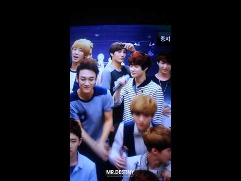 120810 SM ART EXHIBITION - EVERYSING 체험하는 종인이♥ (full)