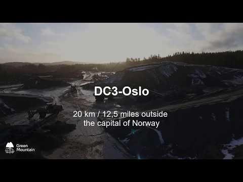 Green Mountain DC3-Oslo Site - Construction Phase 1