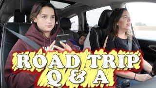 Road Trip Q & A (WK 447) Bratayley
