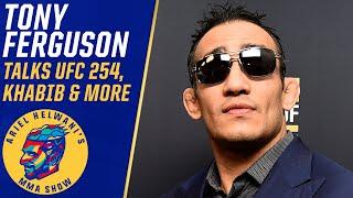 Tony Ferguson explains why he's not fighting at UFC 254, wants Khabib Nurmagomedov next   ESPN MMA
