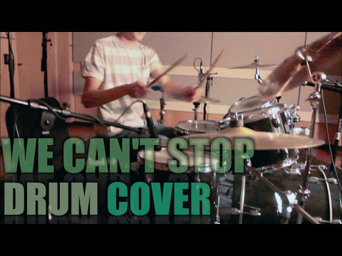 Baixar We Can't Stop by Miley Cyrus - Drum Cover