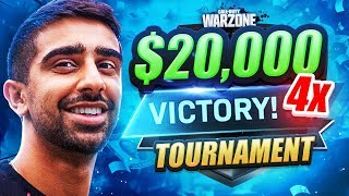 We WON ANOTHER $20,000 TOURNAMENT! (4th Win)