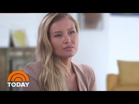 Jeffrey Epstein Accuser Shares Story Of Alleged Rape For 1st Time | TODAY