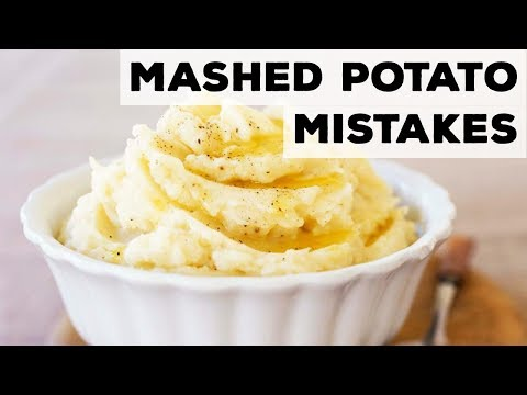 Mashed Potato Fails and How to Fix Them | Food Network