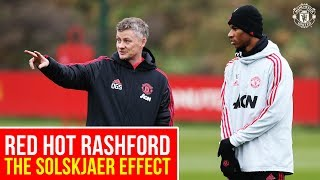 Red Hot Rashford | The Solskjaer Effect | Manchester United v Brighton and Hove Albion
