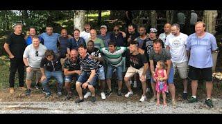 Ex-jogadores do Guarany de Garibaldi se reúnem após 26 anos