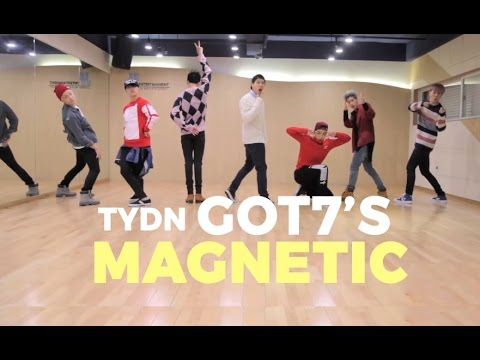 THINGS YOU DIDN'T NOTICE IN GOT7'S MAGNETIC DP