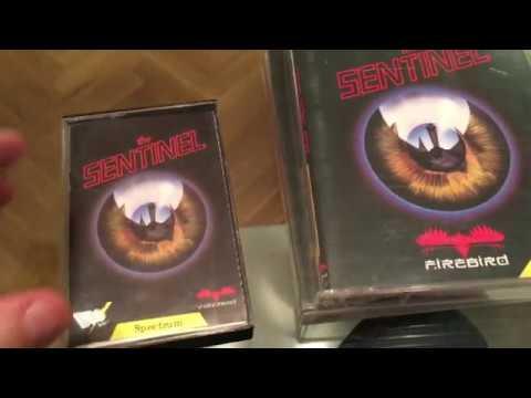 Ediciones fiísicas The Sentinel  - Spectrum, PC, Atari, PS1
