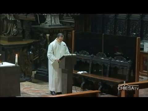 Mercoledì 8 aprile 2020 ore 8,00 - Celebrazione dal Duomo di Milano
