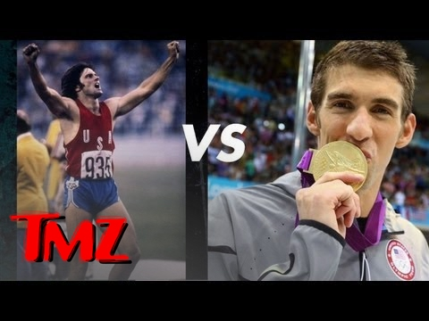 Bruce Jenner Takes A Stand On Michael Phelps - Smashpipe Entertainment