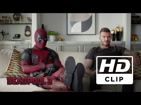 Deadpool 2 | Clip Mundial Rusia 2018