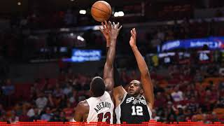 Miami Heat vs San Antonio Spurs Preview and More (Aldridge, trades, Winslow)