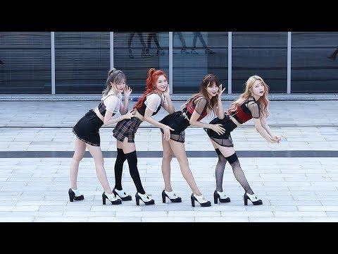 170805 나인뮤지스(9MUSES) - 러브시티 (Love City) [수서역 SRT 게릴라 공연] 4K 직캠 by 비몽