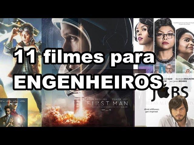 11 FILMES PARA INSPIRAR QUALQUER ENGENHEIRO