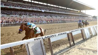 American Pharoah Triple Crown Winner !!! - All 3 Races Compilation
