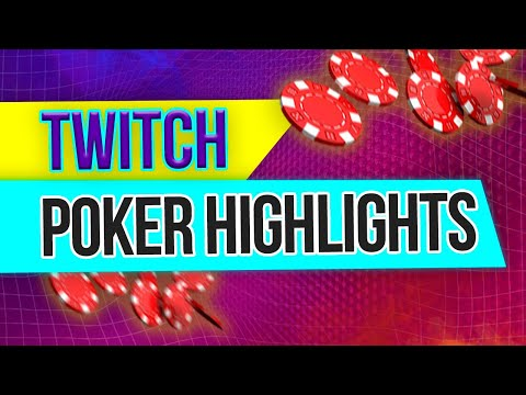 TOP Twitch Poker moments | Amazing ERICHPOKER Winnings