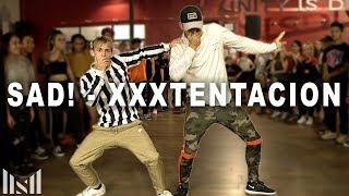 SAD! - XXXTENTACION Dance   Matt Steffanina & Josh Killacky