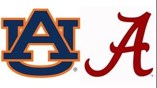 2016 Iron Bowl, #13 Auburn at #1 Alabama (Highlights)