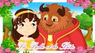 La Belle et la Bête - conte et histoire  - Cendrillon - Raiponce - Les princesses -titounis