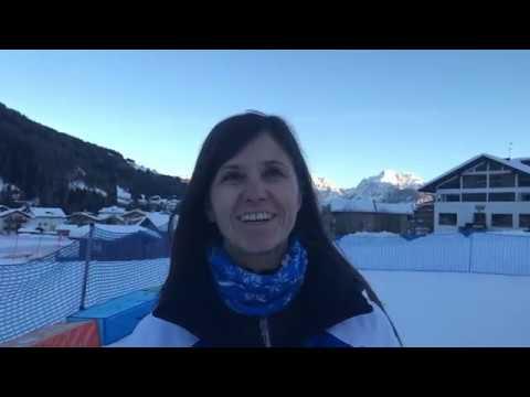 Alessandra Carbogno (Scuola Sci Padola): un collegamento per sopravvivere