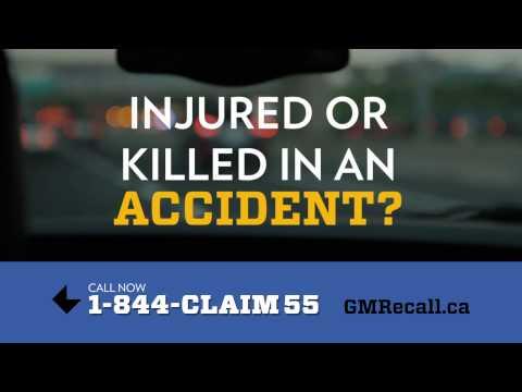 GM Recall television ad