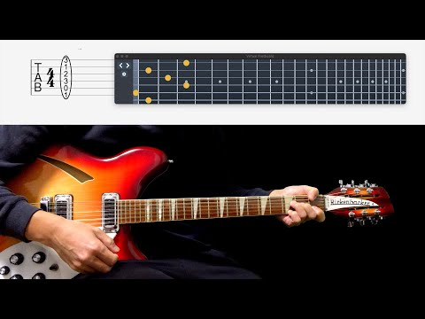Opening Chord : A Hard Day's Night - The Beatles