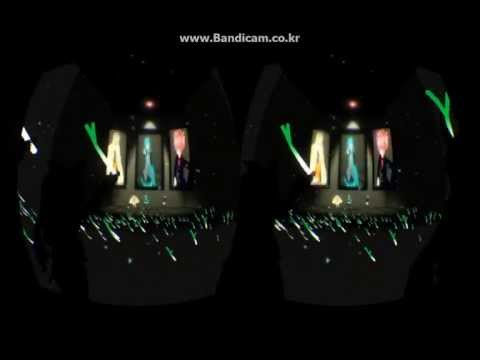 Oculus rift MMD demo_World is mine