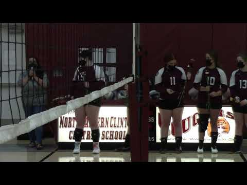 NCCS-BCS Volleyball  4-14-21