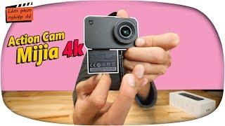 Action cam đáng mua nhất dưới 3tr ✅ XIAOMI Mijia 4k
