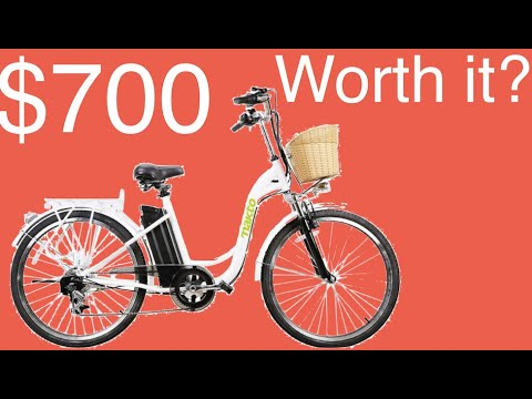 Amazon Electric Bike Review, FAST!