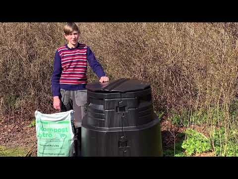 Vincent Testar Kompost Master
