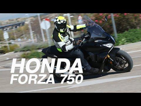 Honda Forza 750 2021 | Prueba / Review en español
