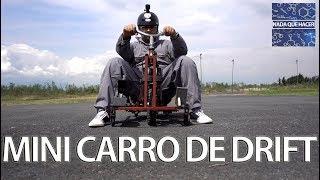 COMO HACER MINI CARRO DE DRIFT   NQUEH