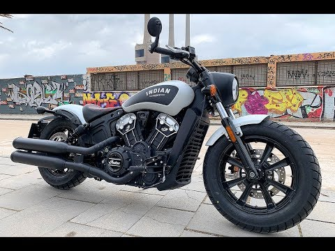 Motosx1000: Test Indian Scout Bobber