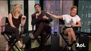 "Jason Biggs, Ashley Tisdale & Jenny Mollen On ""Amateur Night"" | BUILD Series"