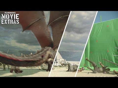 Vizuálne efekty v Game of Thrones - 6 séria