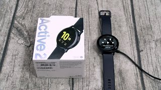 """Samsung Galaxy Watch Active 2 - """"Real Review"""""""