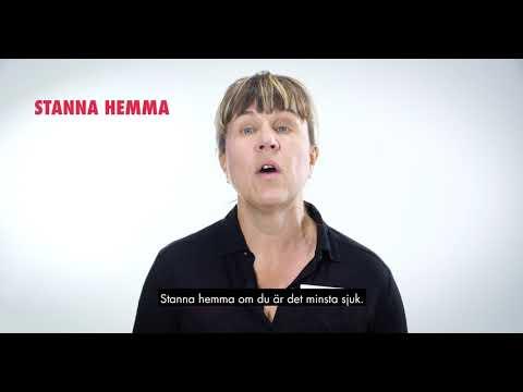 Meddelande till Dalarnas ungdomar om corona