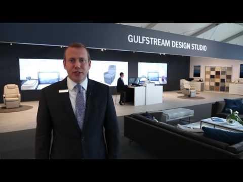 Gulfstream Design Studio at NBAA-BACE 2016