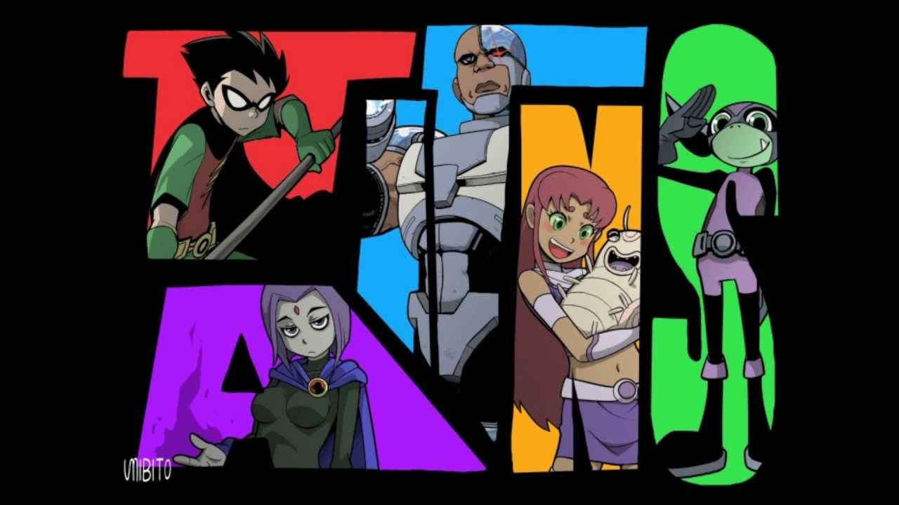 Theme Teen Titans Japan 111