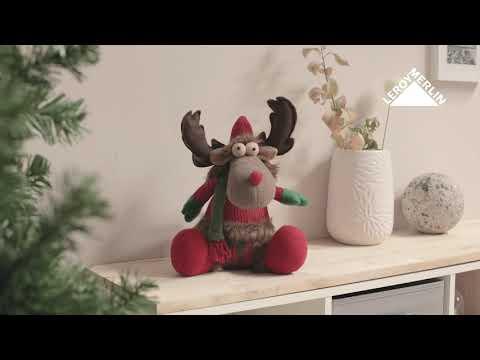 Decoración navideña con muñecos – LEROY MERLIN