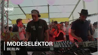 Watch A Modeselektor Boiler Room DJ Set - Free Video