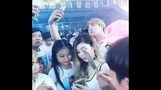 Út Lâm Chấn Khang phía sau sân khấu cực đẹp trai
