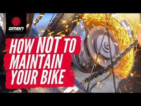 How Not To Maintain Your Bike With Blake Samson & Sam Pilgrim