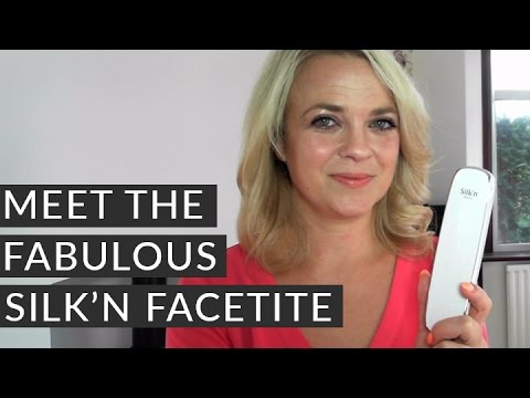 A fabulous Silk'n FaceTite Facial with Debbie Thomas