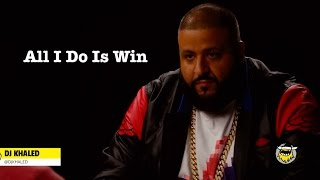 DJ Khaled on Hot Ones