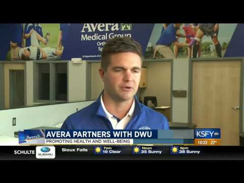 Avera partners with DWU in new wellness center - Medical Minute
