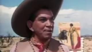 """CANTINFLAS CRUZANDO LA FRONTERA DE LOS USA """"SIN EL MURO"""""""