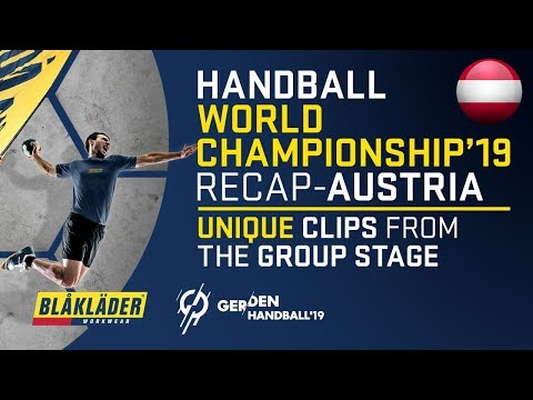 Handball World Championship 19 | Austria | Highlights From The Group Stage