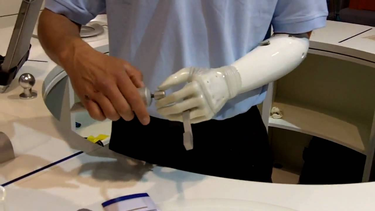 Prothesis hand